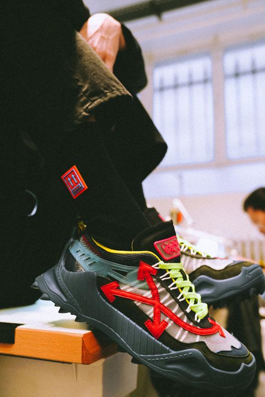 Chaussures ow, photo chilldays plakov
