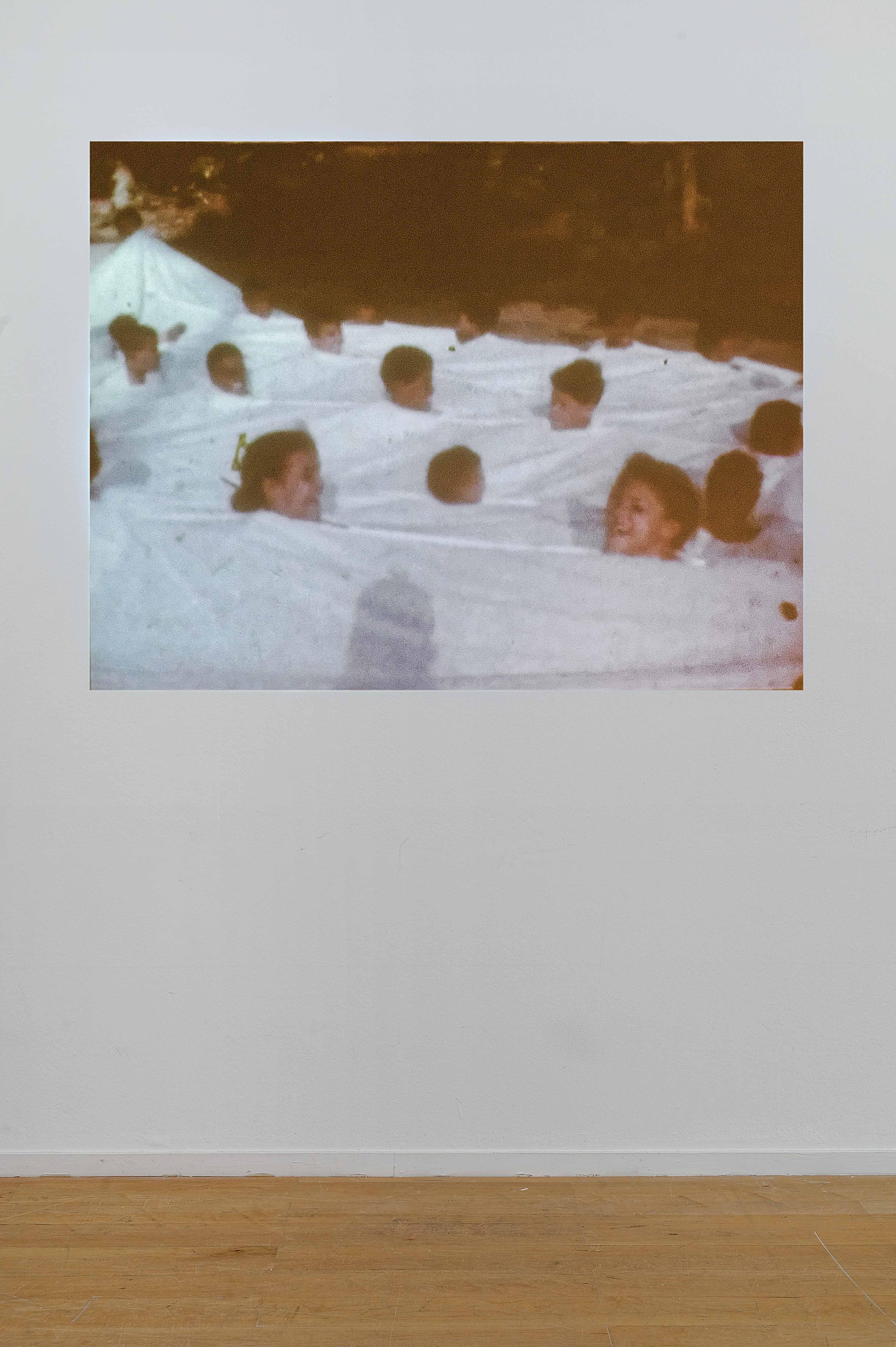 PAPE Lygia - Divisor - 1969-2017 - Courtesy de l'artiste, de la Biennale Lyon 2017 avec le soutien de l ambassade du Bresil © Blaise Adilon