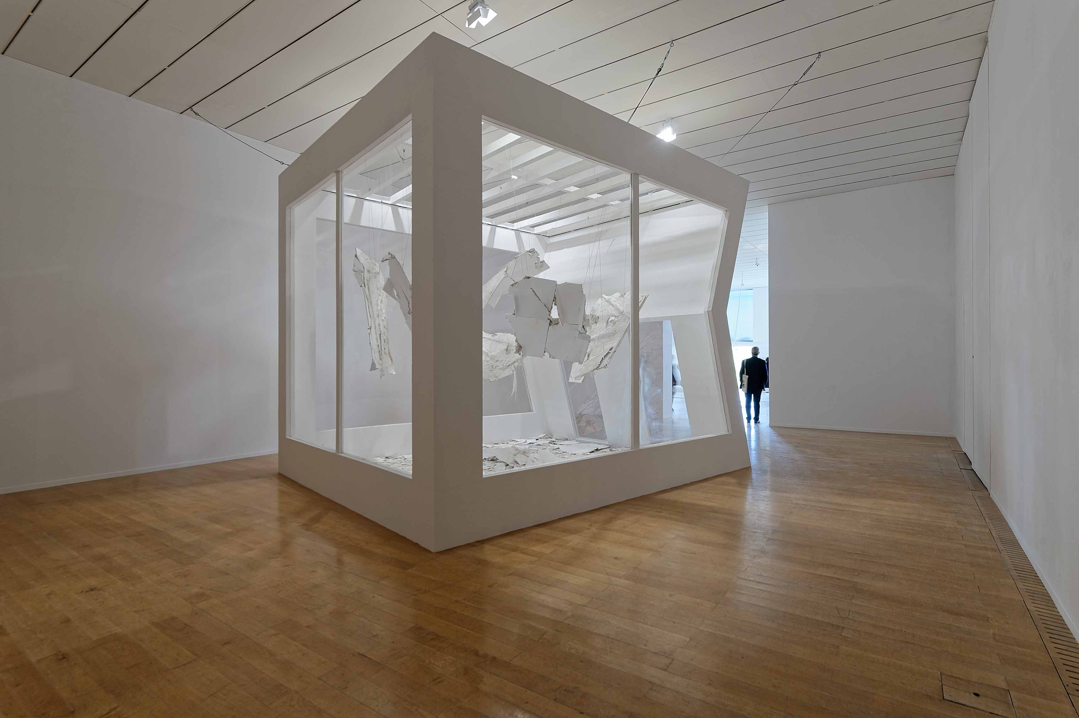 PAPE Lygia - New House - 2000-2017 - Courtesy de l'artiste et de la Biennale Lyon © Blaise Adilon 2