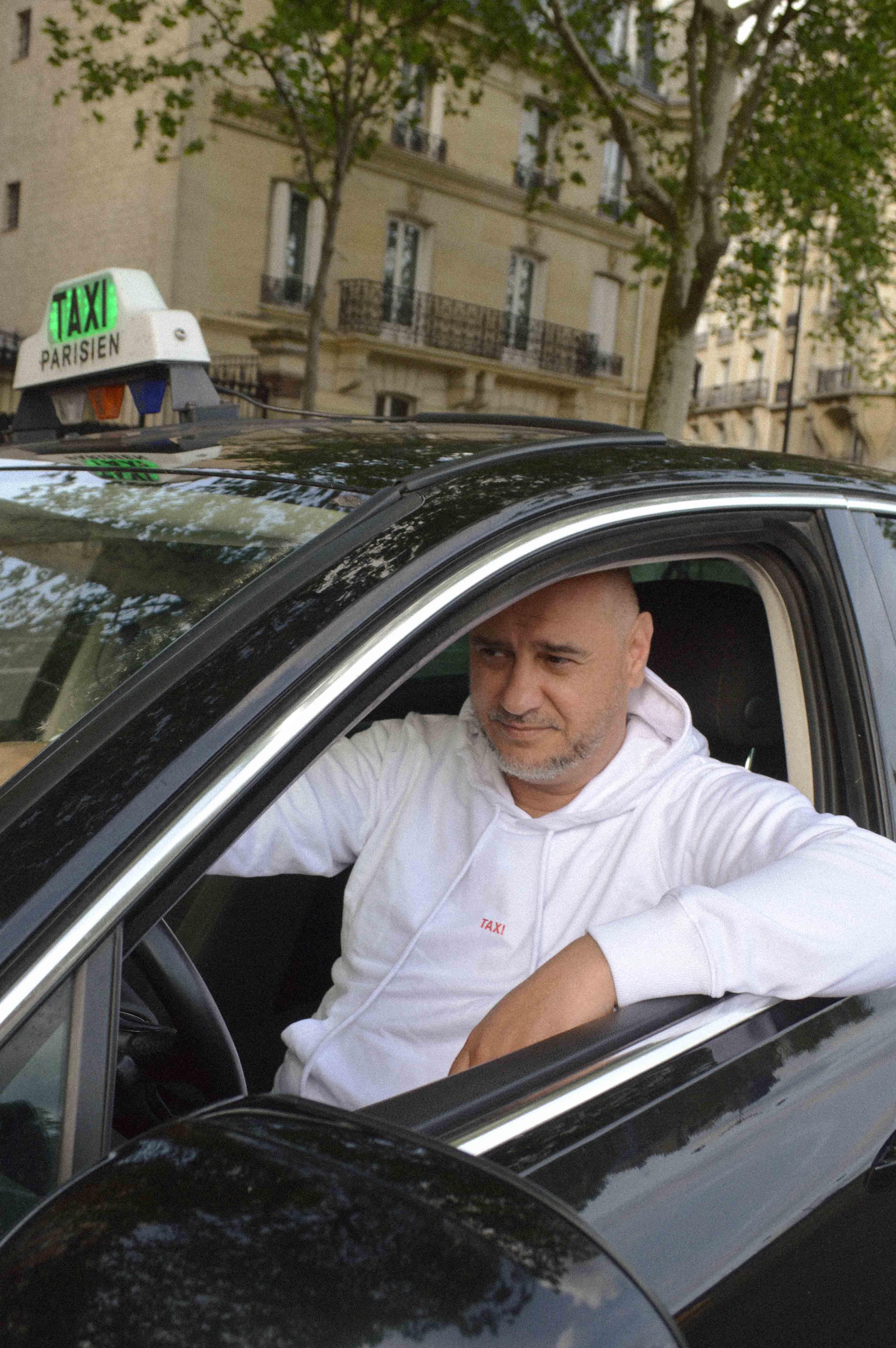 Helmut Lang, Global Taxi Initiative, Paris - Photo : Patrick Weldé
