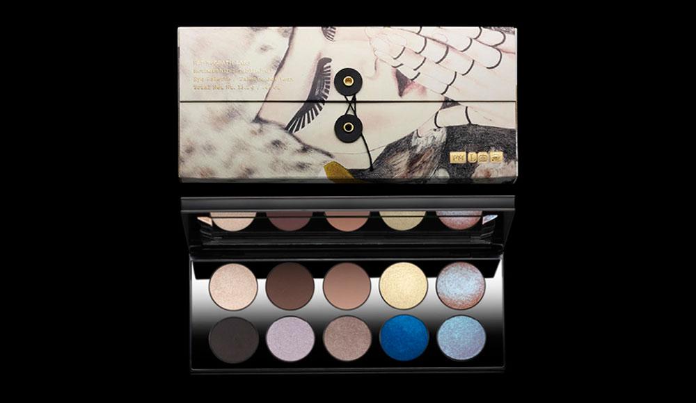 Née de l'art du no makeup, la palette version minimaliste, sensuelle et glamour.