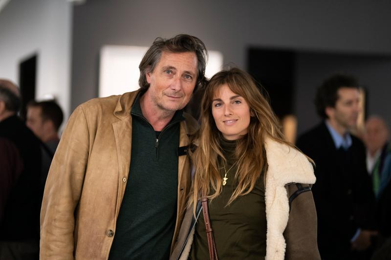 Julian Meijer et Sonia Sieff