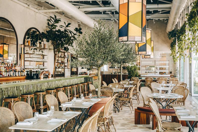 Restaurant La Table du Perchoir © Le Perchoir