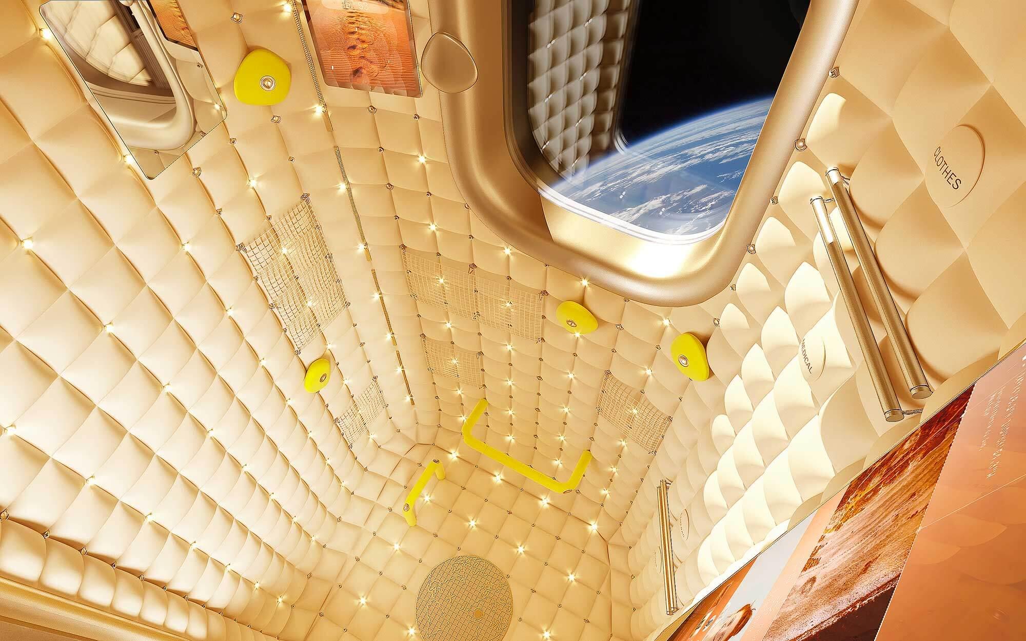 © Philippe Starck / Axiom Space