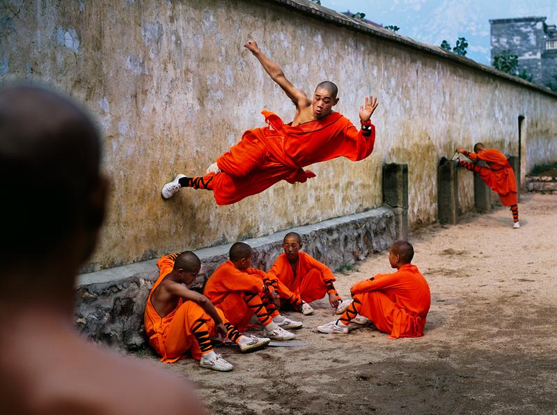 Hunan Province, China, 2004 ©Steve McCurry