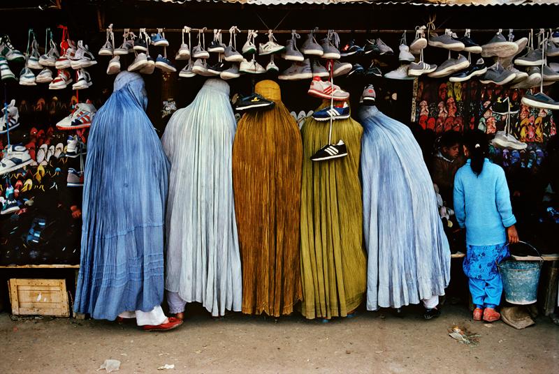 Kabul, Afghanistan, 1992 ©Steve McCurry