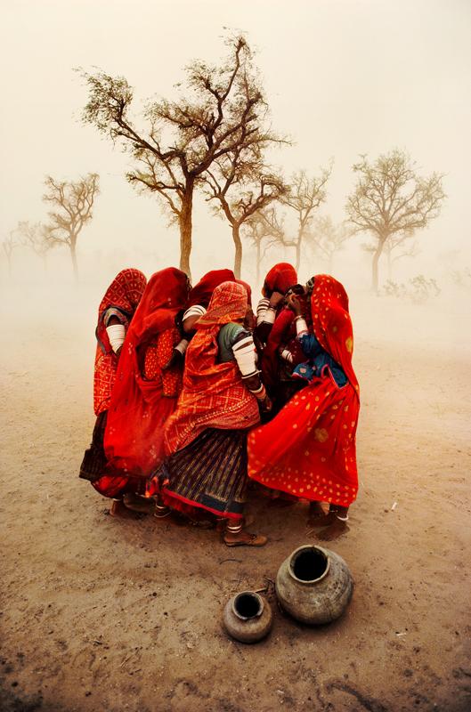Rajasthan, India, 1983 ©Steve McCurry