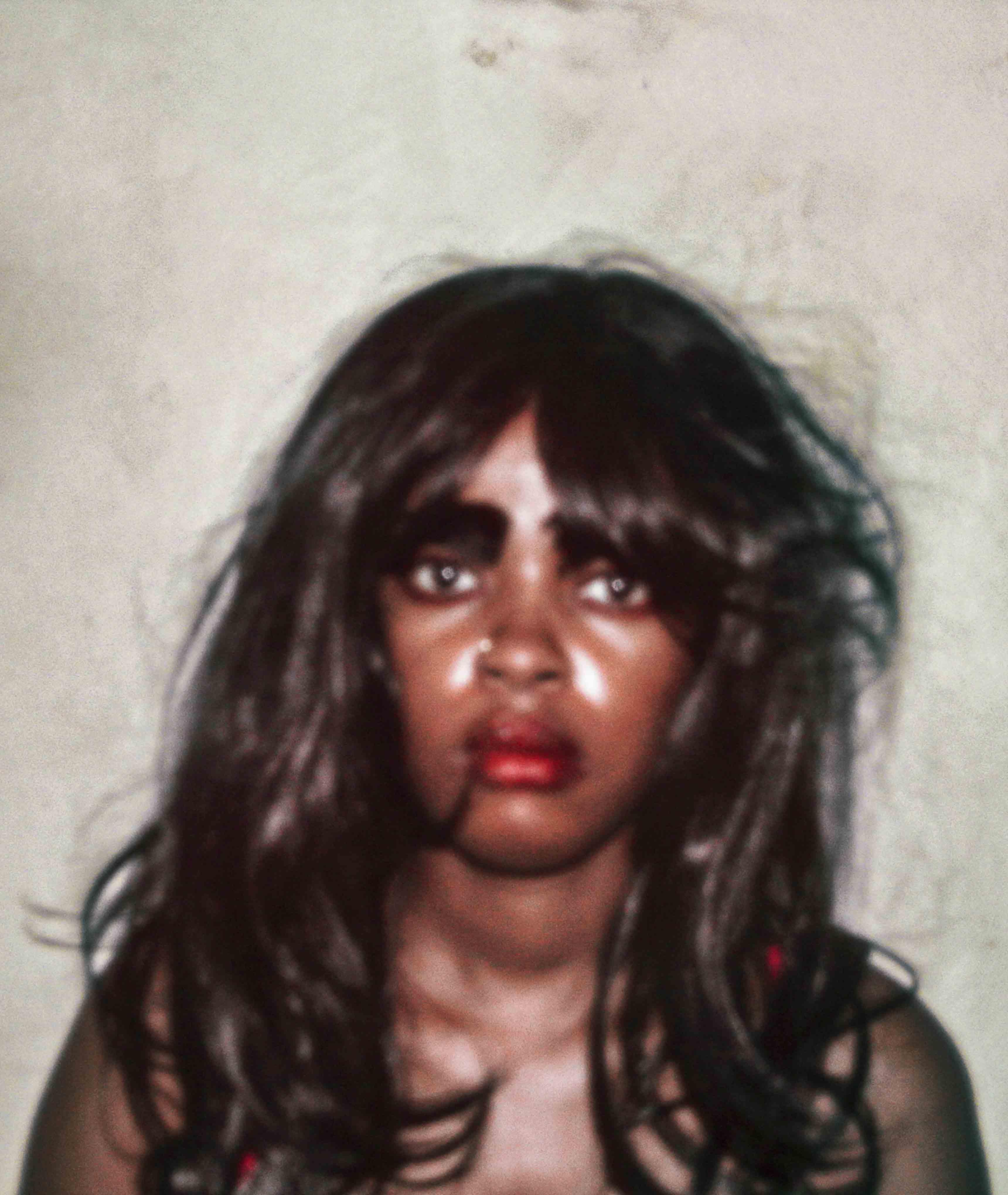"""Phumzile Khanyle, """"Plastic Crowns"""", 2016"""