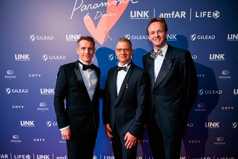 Pierric Vanpouille, Michel Simon et Thibault Vidalenc
