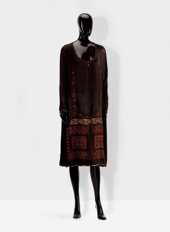 Robe Poiret 1921