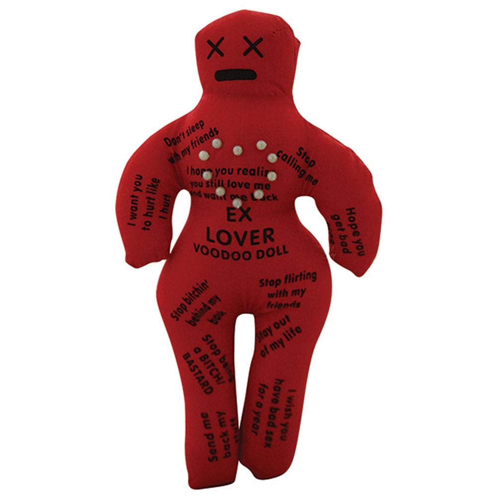 """La poupée vaudou """"Ex petit(e) Ami(e)"""" Passage du désir."""