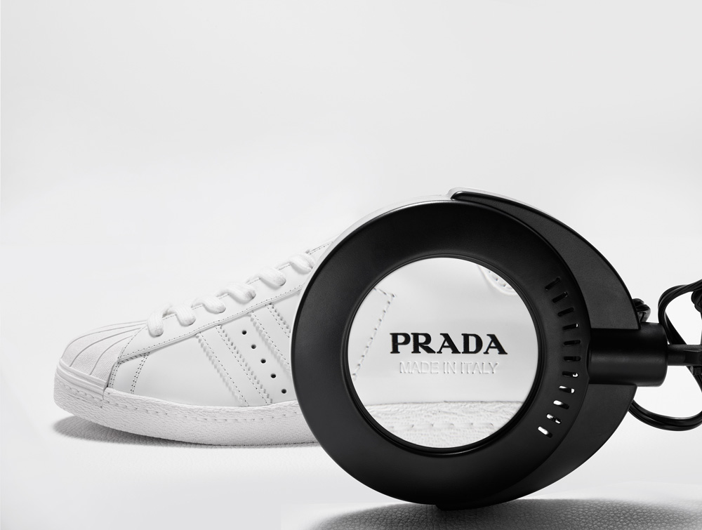 La collaboration Prada x Adidas
