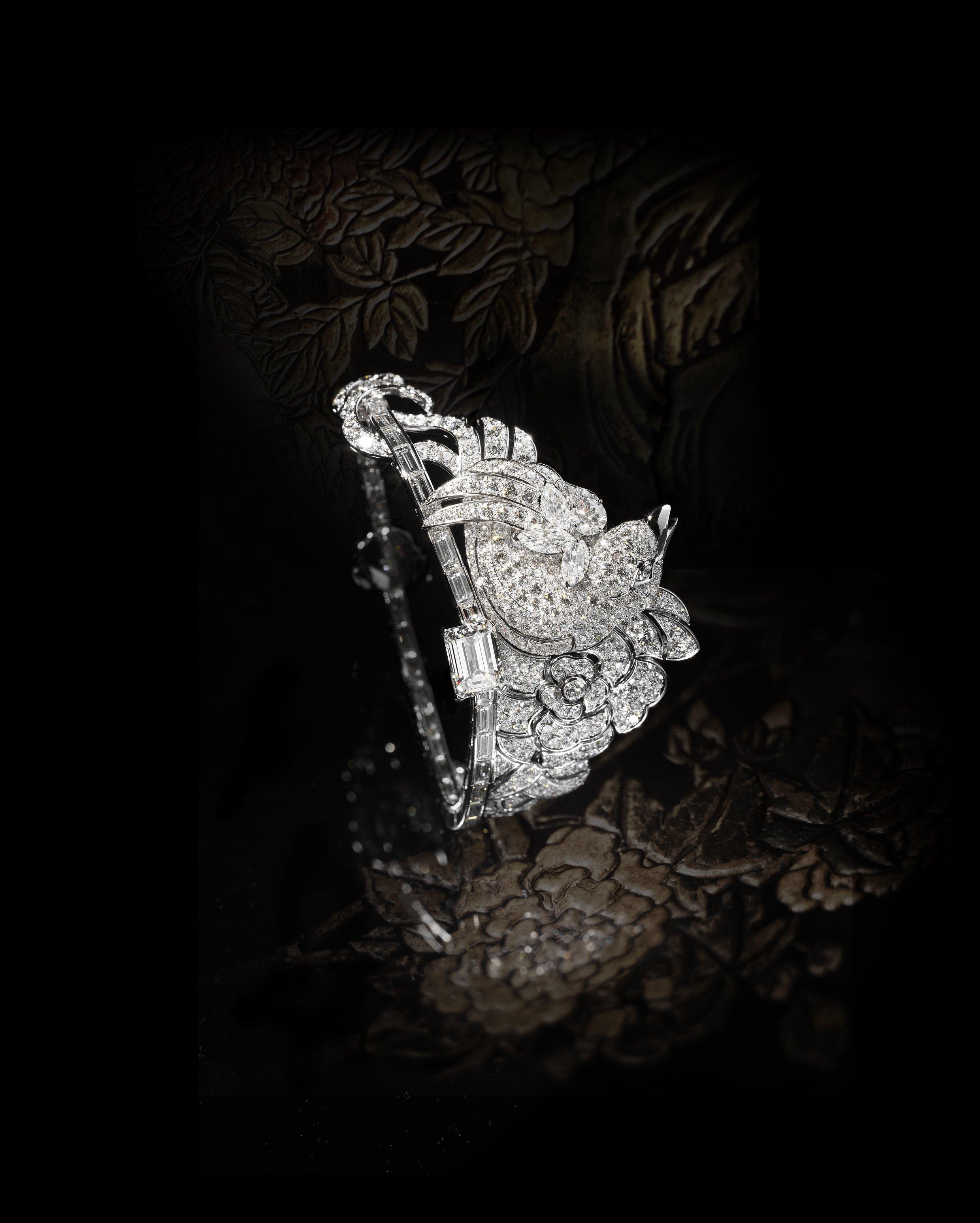 "Chanel Coromandel - ""Précieux envol"""
