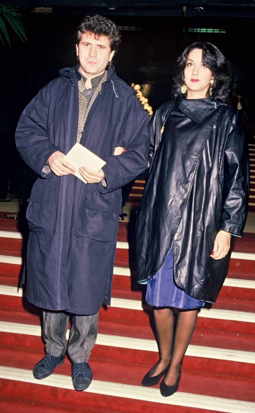 Daniel Balavoine et Corinne