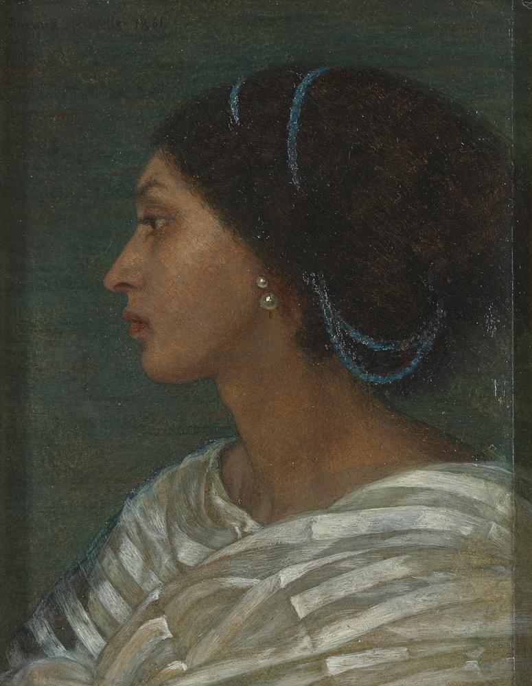 """Fanny Eaton"" par Joanna Wells."