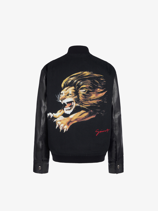 Collection Givenchy homme printemps 2019.