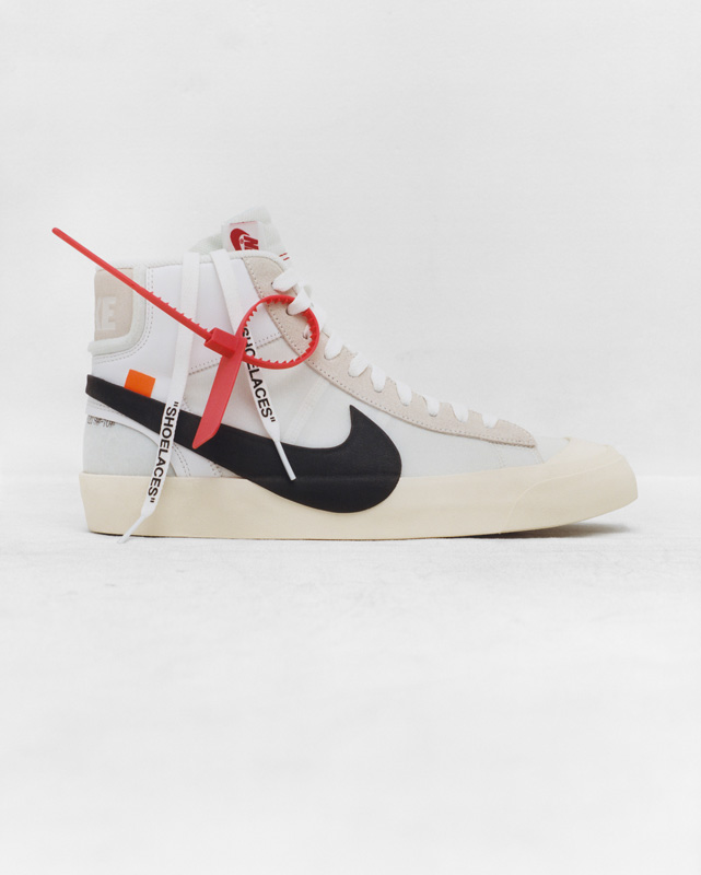 The Ten: Nike Blazer x Virgil Abloh