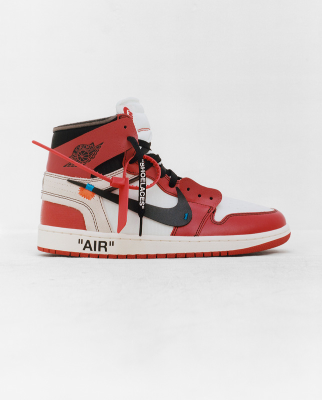 The Ten: Air Jordan I x Virgil Abloh