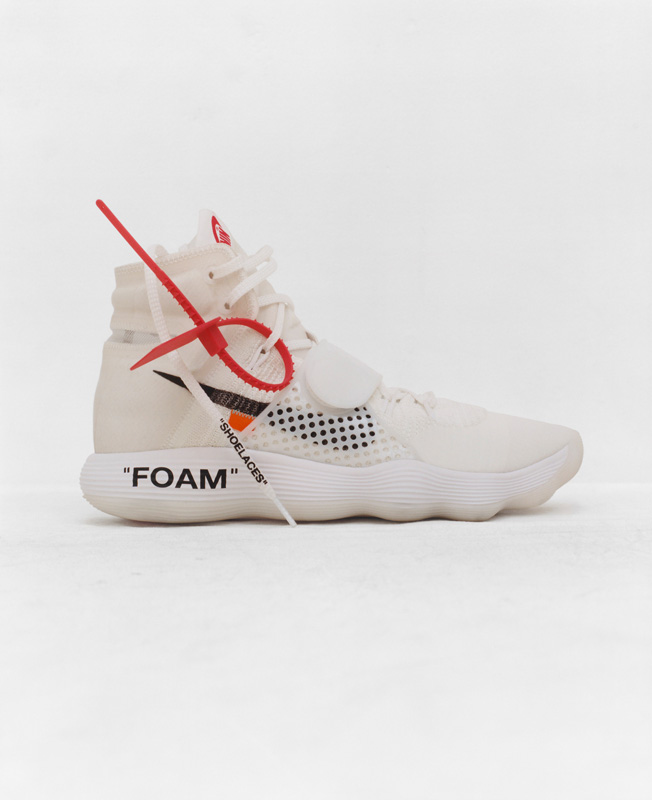 The Ten: Nike React Hyperdunk 2017 x Virgil Abloh