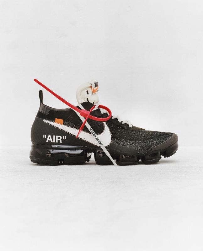 The Ten: Nike Air VaporMax x Virgil Abloh