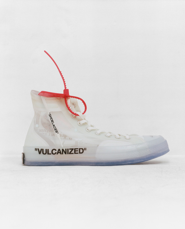 The Ten: Converse Chuck Taylor x Virgil Abloh