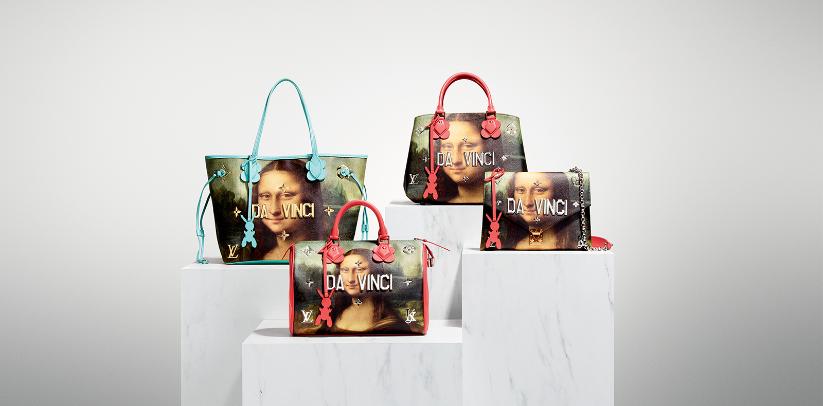 02bfcad8615e So how does the incredible Louis Vuitton x Jeff Koons collaboration look
