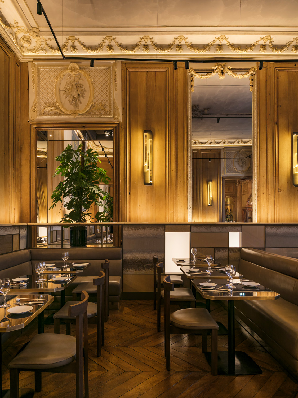 Restaurant Ran, Paris VIII ©Jérôme Galland