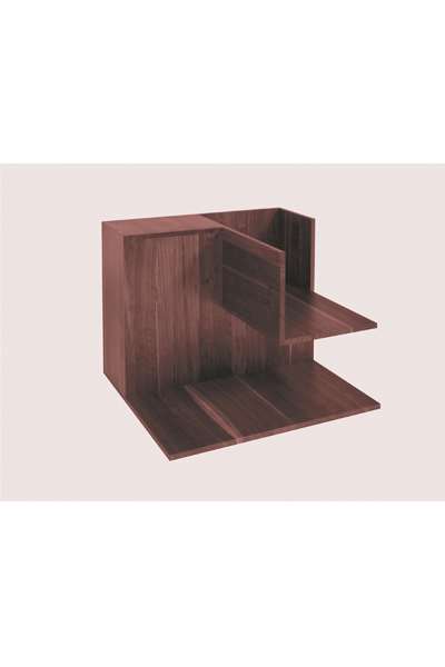 Hieronymous Wood by Konstantin Grcic (Fabrice Gousset, courtesy of kreo gallery)