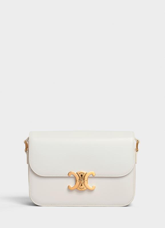 Le sac Triomphe de Celine par Hedi Slimane.