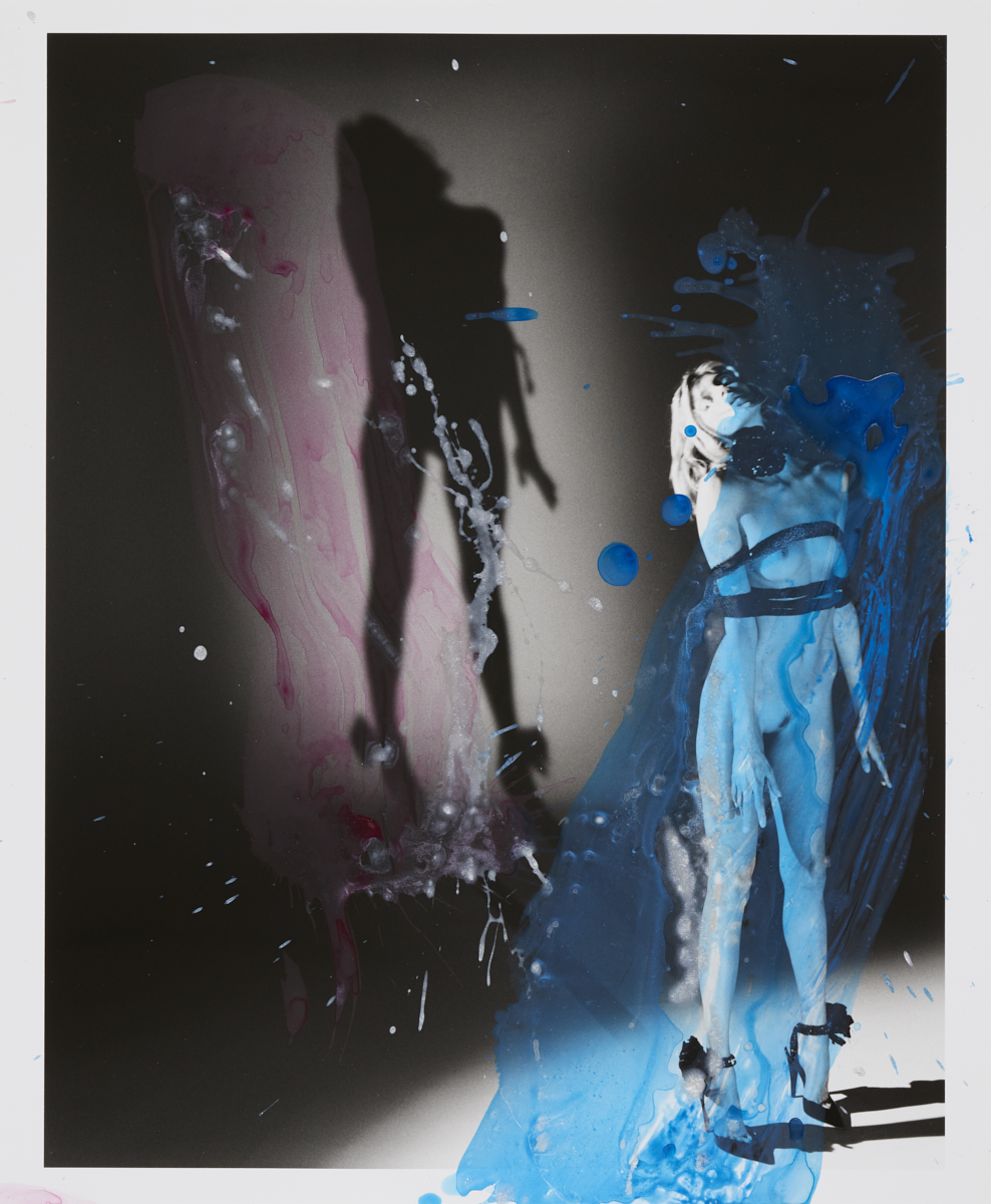 Nobuyoshi Araki x Saint Laurent