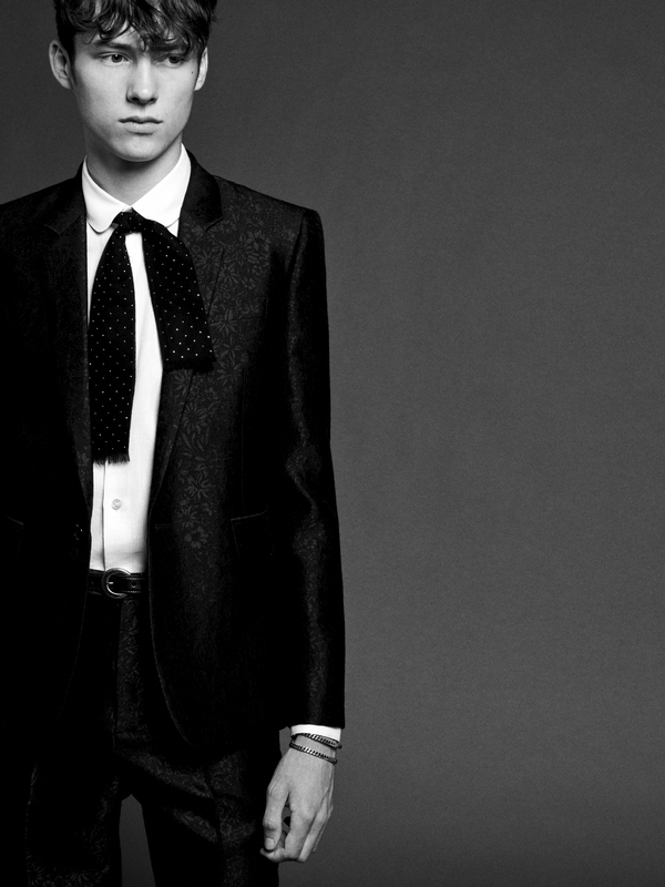 Saint Laurent homme printemps-été 2020
