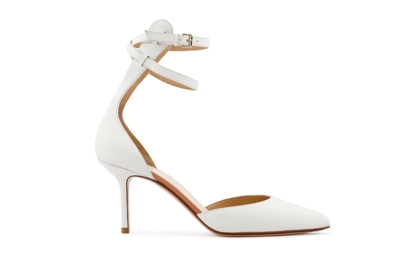 Sandales en cuir, FRANCESCO RUSSO.