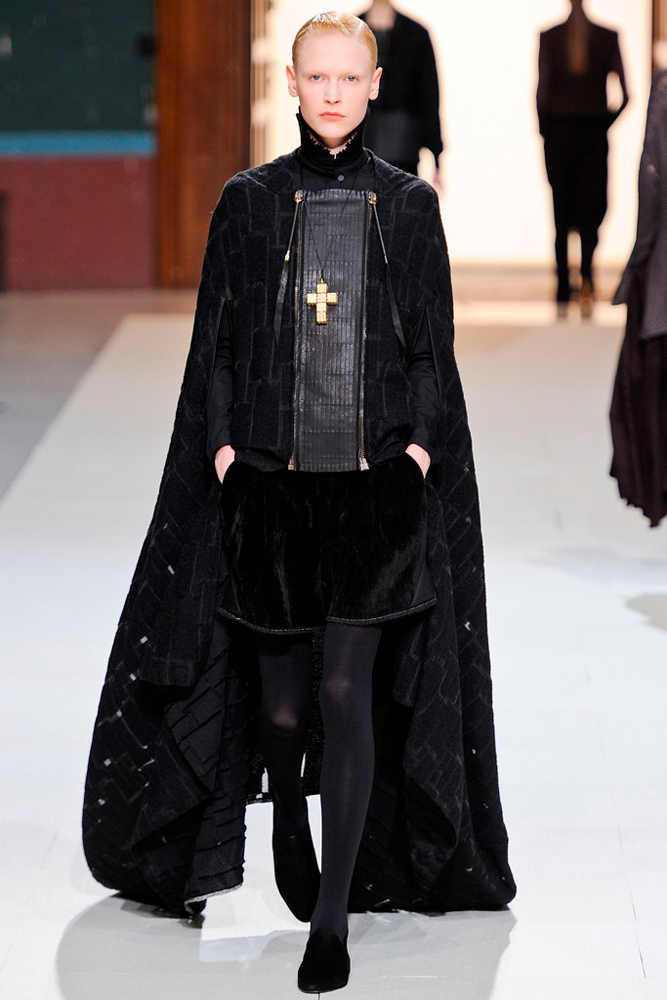 Damir Doma, collection Fall Winter 2012.