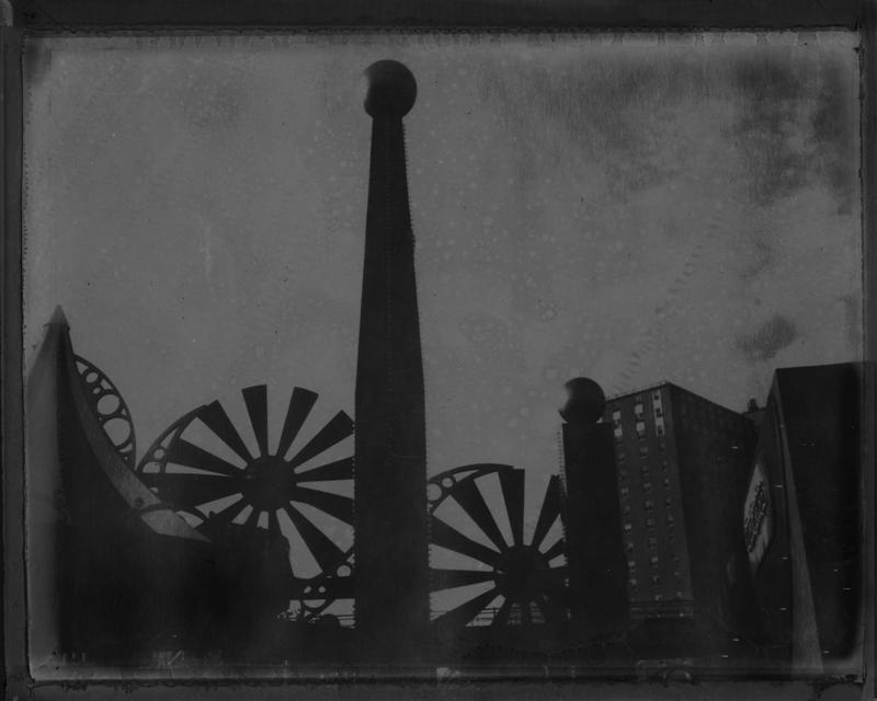 Coney Island © Sarah Moon / Courtesy Armani/Silos