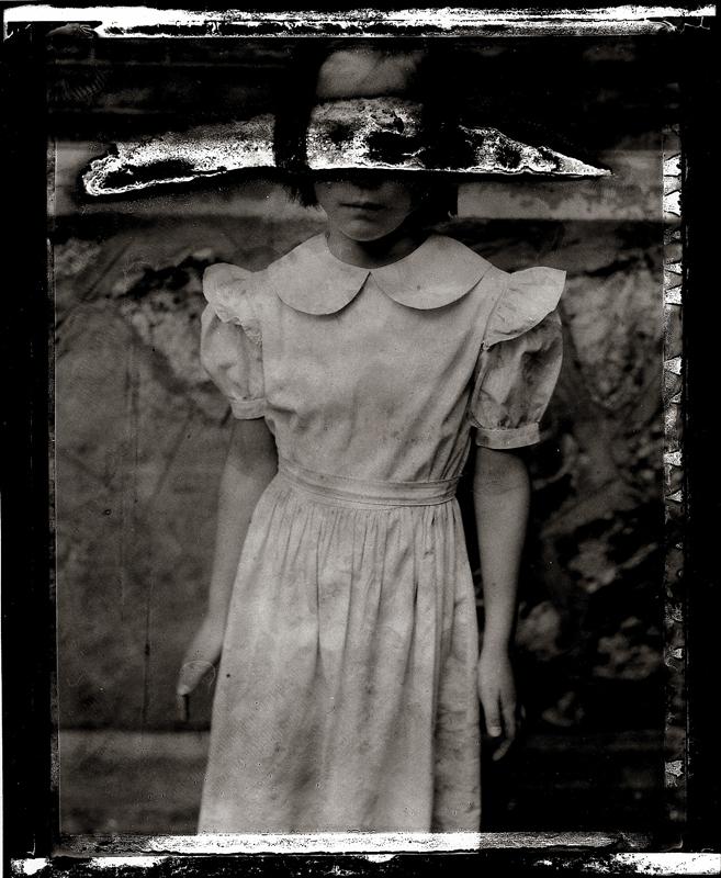 La fille de l'écluse, 1990 © Sarah Moon / Courtesy Armani/Silos