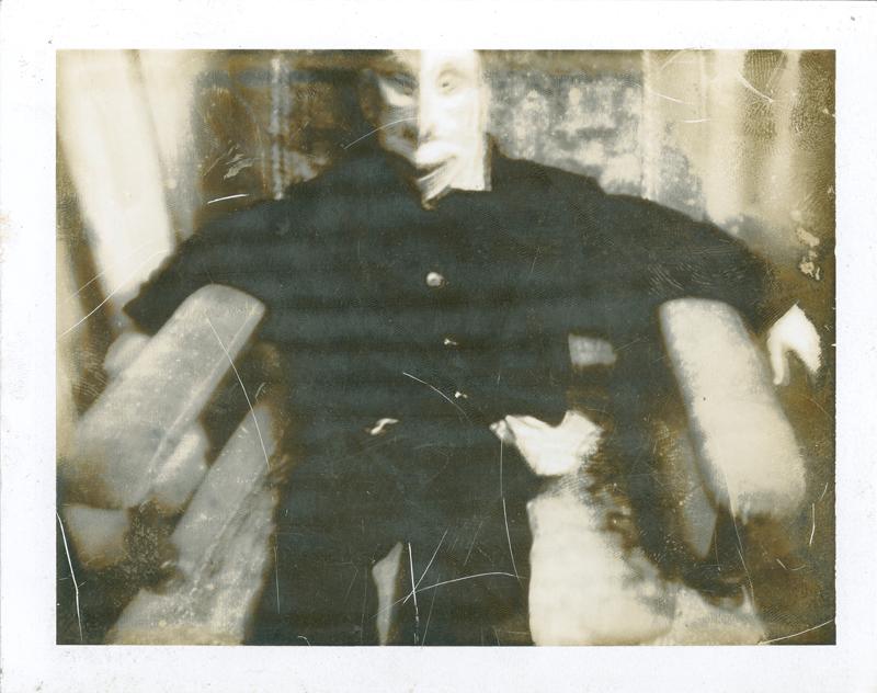 Le Ventriloque, 2000 © Sarah Moon / Courtesy Fondazione Sozzani