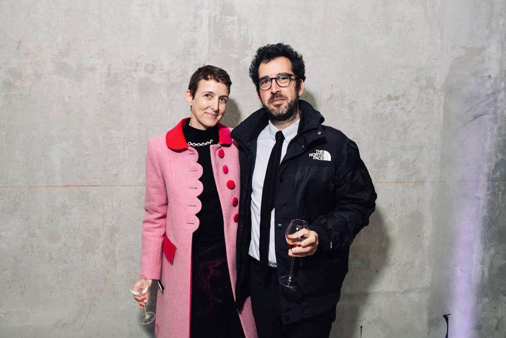 Sarah et Philip Andelman
