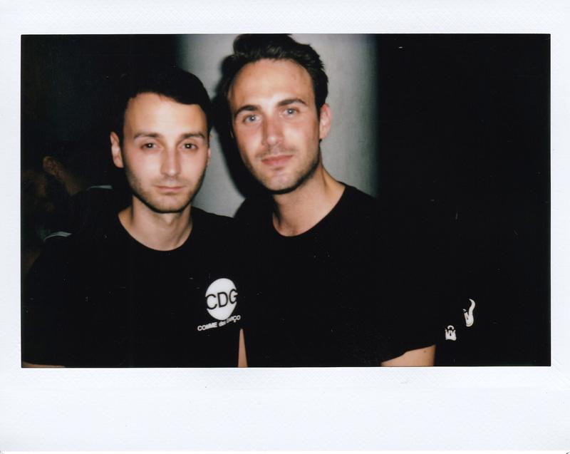 Sebastien Meyer et Arnaud Vaillant