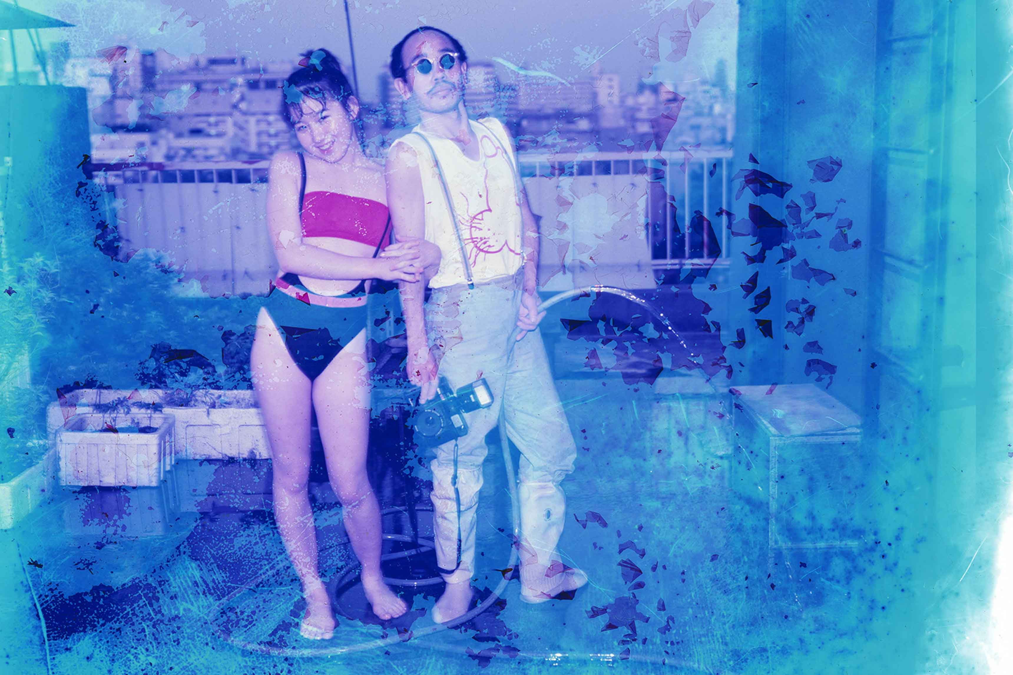 Blue Period and Last Summer, Nobuyoshi Araki, courtesy of Taka Ishii Gallery, Tokyo, mid '80s.