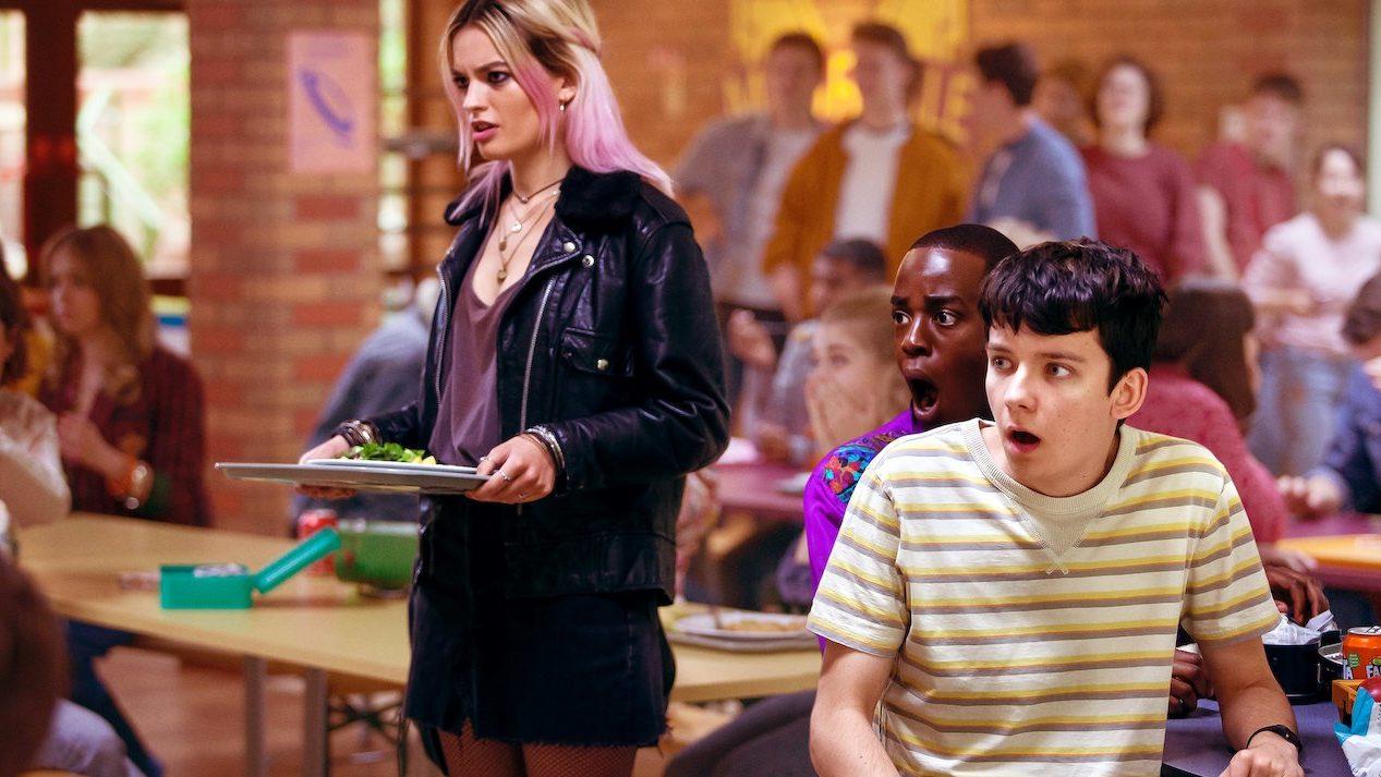 """""""Sex Education Saison 2"""" (2020) © Netflix"""