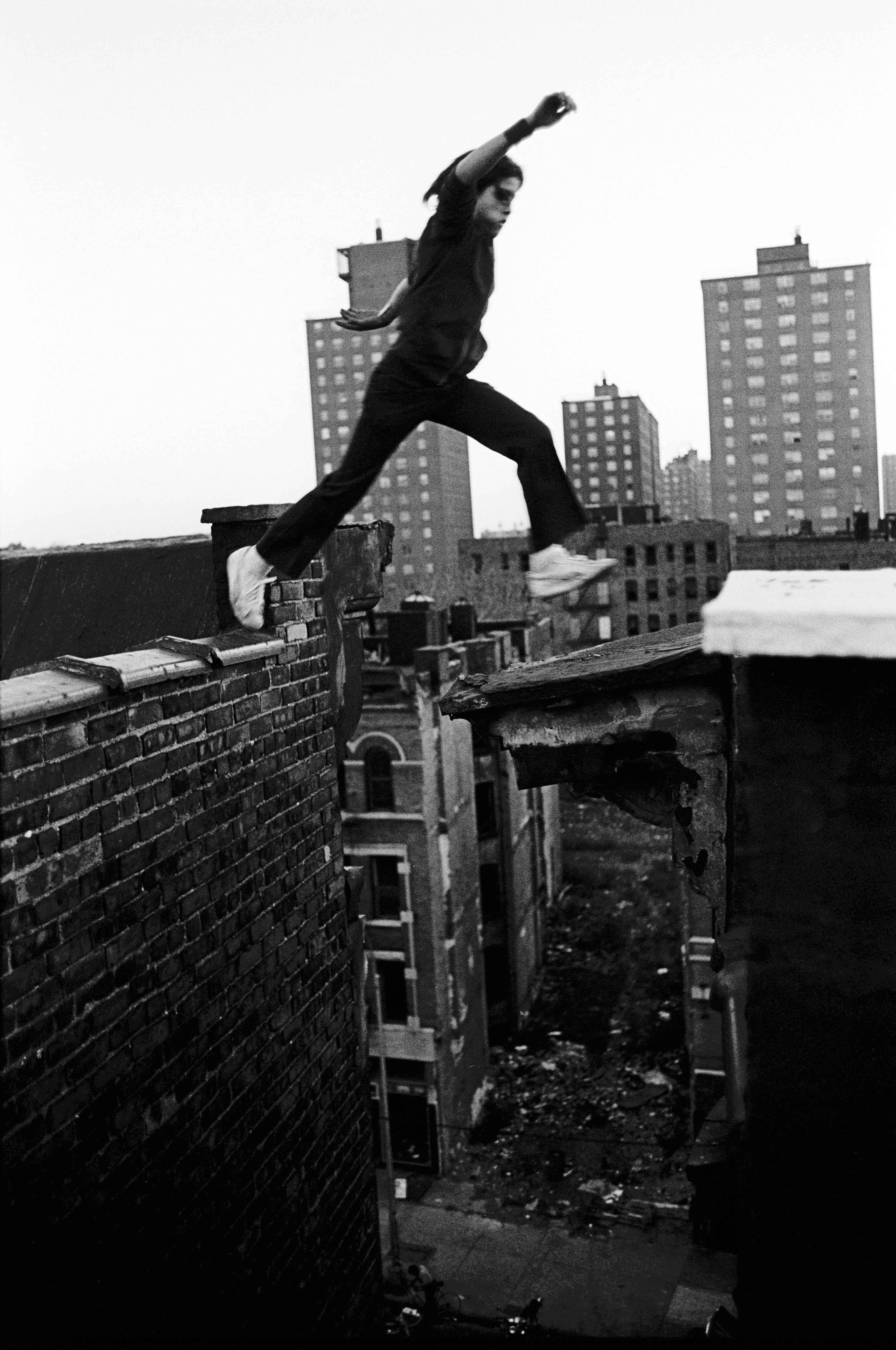 Bronx Boys, The Bronx, New York, 1977  © Stephen Shames / courtesy Steven Kasher Gallery
