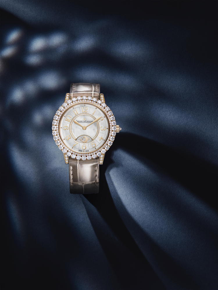 Rendez-Vous Night & Day Jewellery Or Rose, Jaeger-LeCoultre