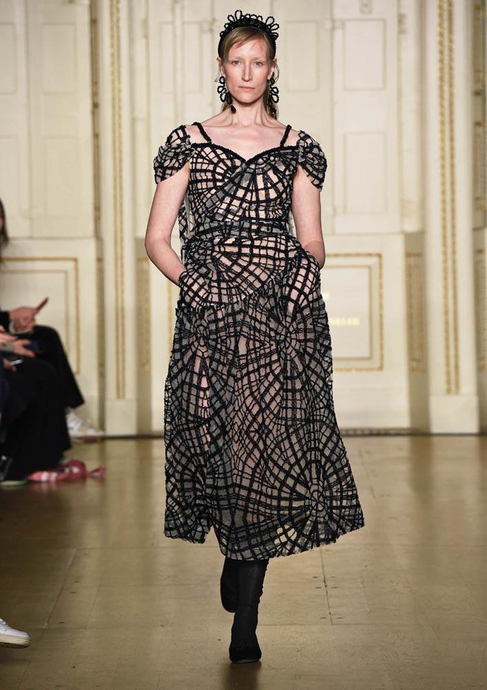 Collection Simone Rocha automne-hiver 2019-2020