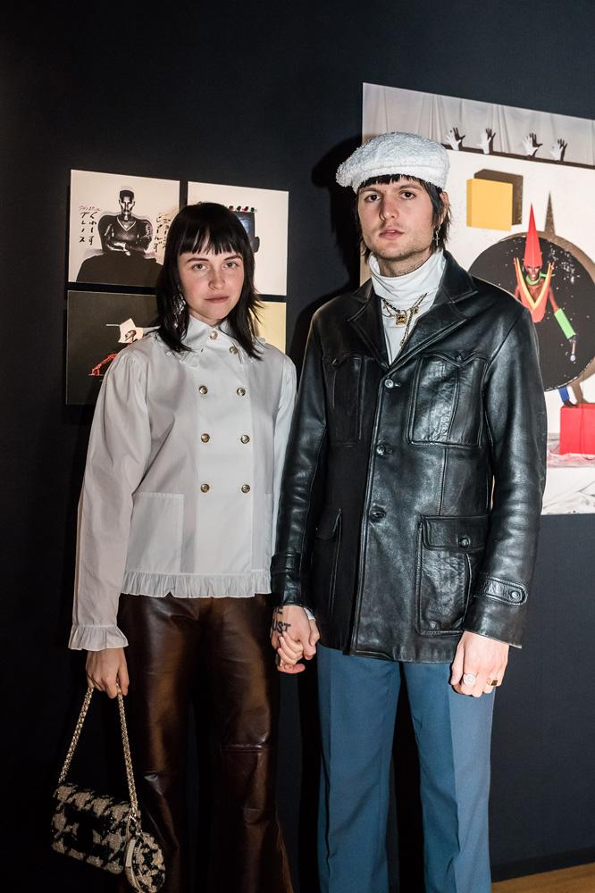 Sissi Pohle et Patrick Scheerzer