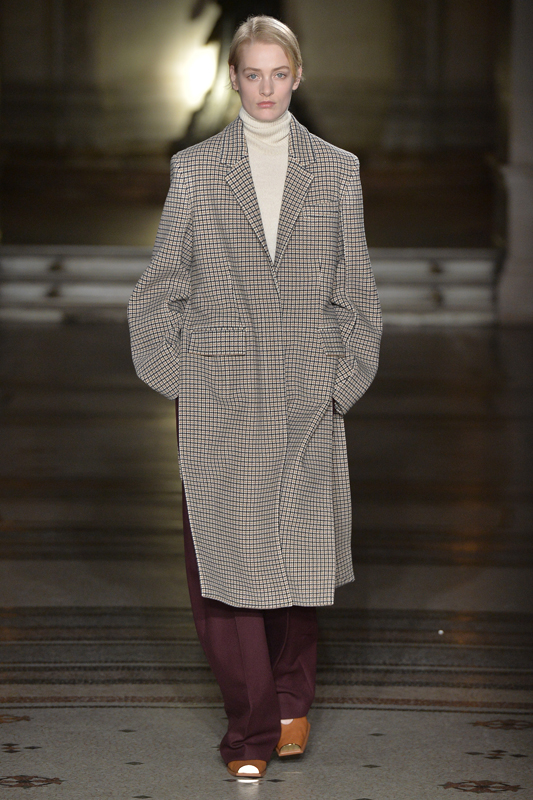 Stella McCartney Fall Winter 2017 2018 Fashion Show