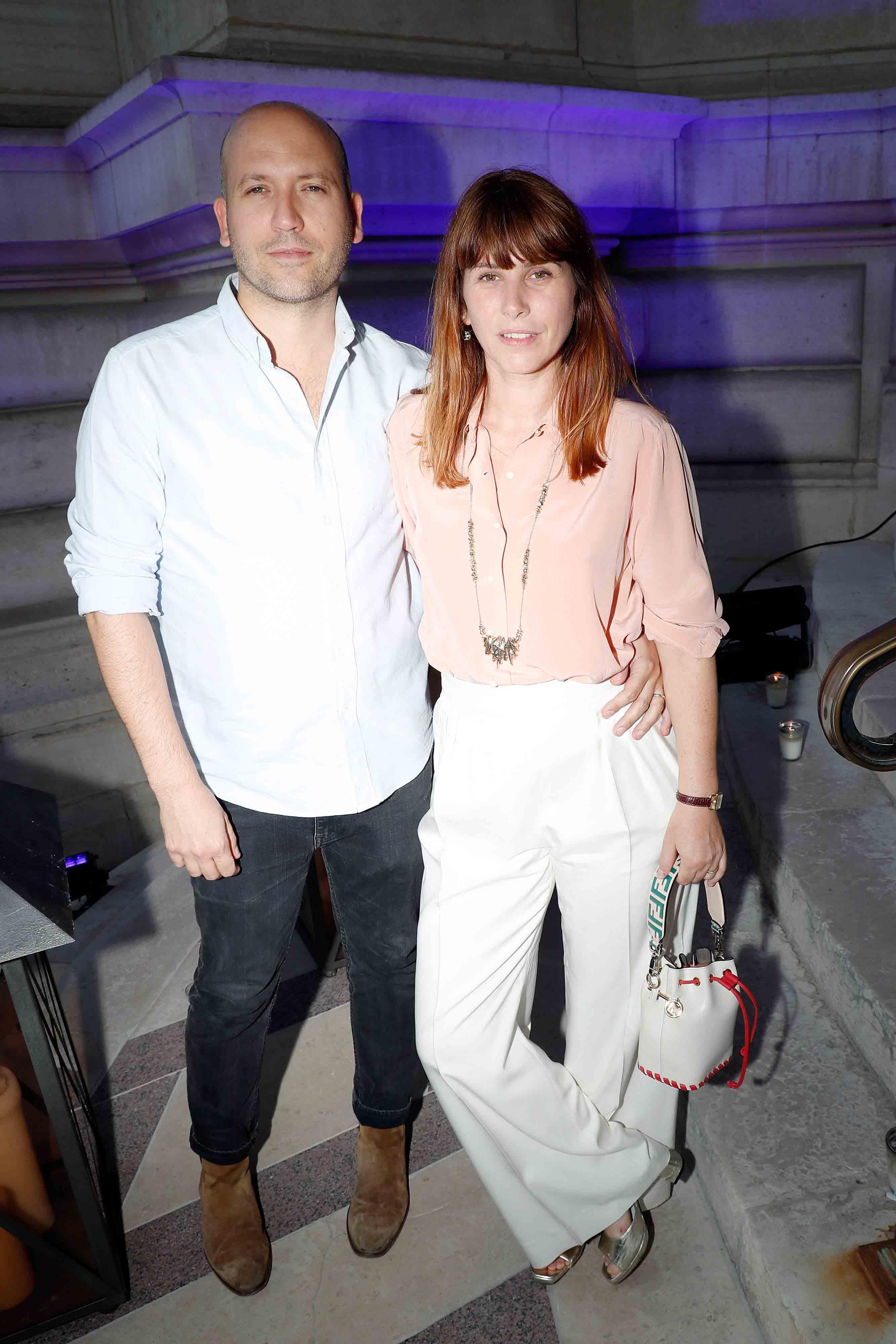 Benjamin Purtschet et Cécile Togni