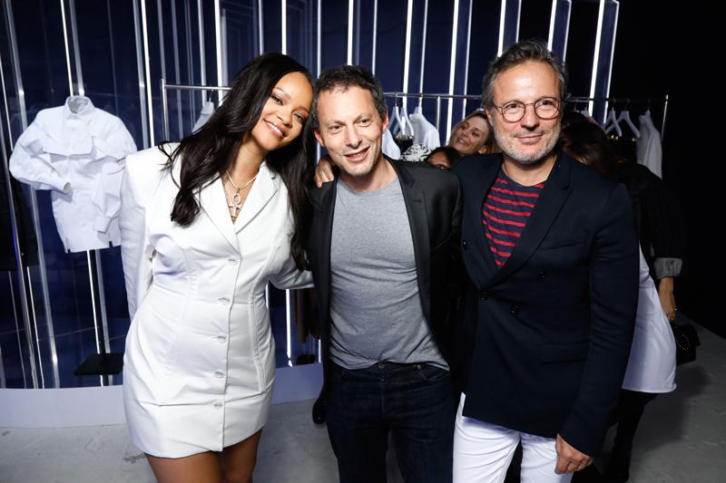 Rihanna, Marc-Olivier Fogiel