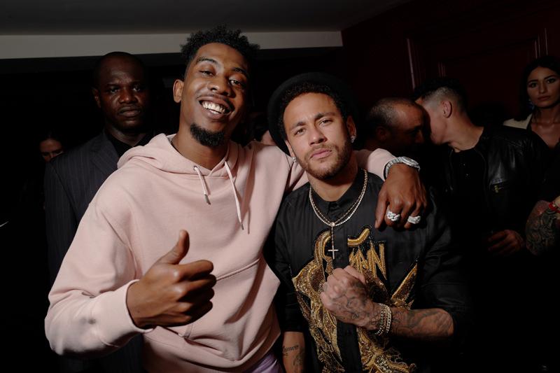 Desiigner et Neymar