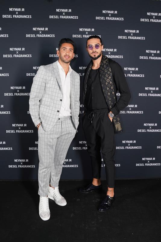 Maxime Mermoz et Julien Guirado