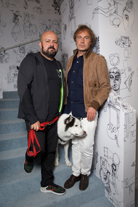 Michael Amzalag & Mathias Augustyniak
